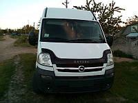 Дефлектор капота Opel Movano c 2003-2011 г.в. Vip Tuning