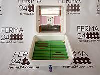 Инкубатор механический Рябушка Smart 70 c Аналоговым терморегулятором