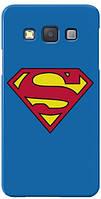 Чехол для Samsung Galaxy E5 E500H (Superman)