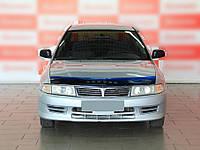 Дефлектор капота Mitsubishi Lancer/Cedia с 2000-2003г.в (Митсубиси Лансер) Vip Tuning