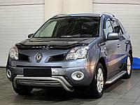 Дефлектор капота Renault Koleos с 2008–2011 г.в. (Рено Колеос) Vip Tuning