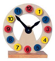 Деревянные часы Bino 84050