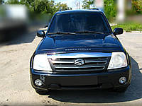 Дефлектор капота Suzuki Grand Vitara II/Escudo с 1998-2005 г.в. (Сузуки Гранд Витара) Vip Tuning