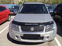 Дефлектор капота Suzuki Grand Vitara III/Escudo с 2005 г.в. (Сузуки Гранд Витара) Vip Tuning