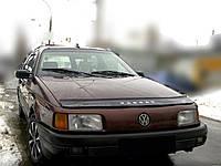 Мухобойка +на капот  VW B-3 с 1988-1993 г.в. (Фольксваген Б-3) Vip Tuning