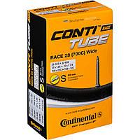 "Камера Continental Race 28"" Training, 25-622 -> 32-630, S6, 170 г"