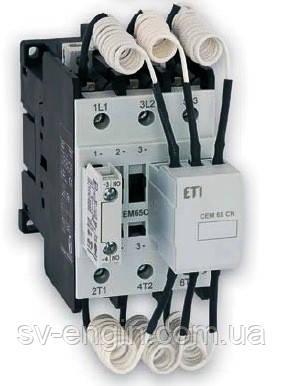 CEM CN - контакторы силовые для конденсаторных батарей