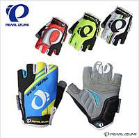 Велоперчатки / перчатки велосипедные гелевые Pearl Izumi без пальцев