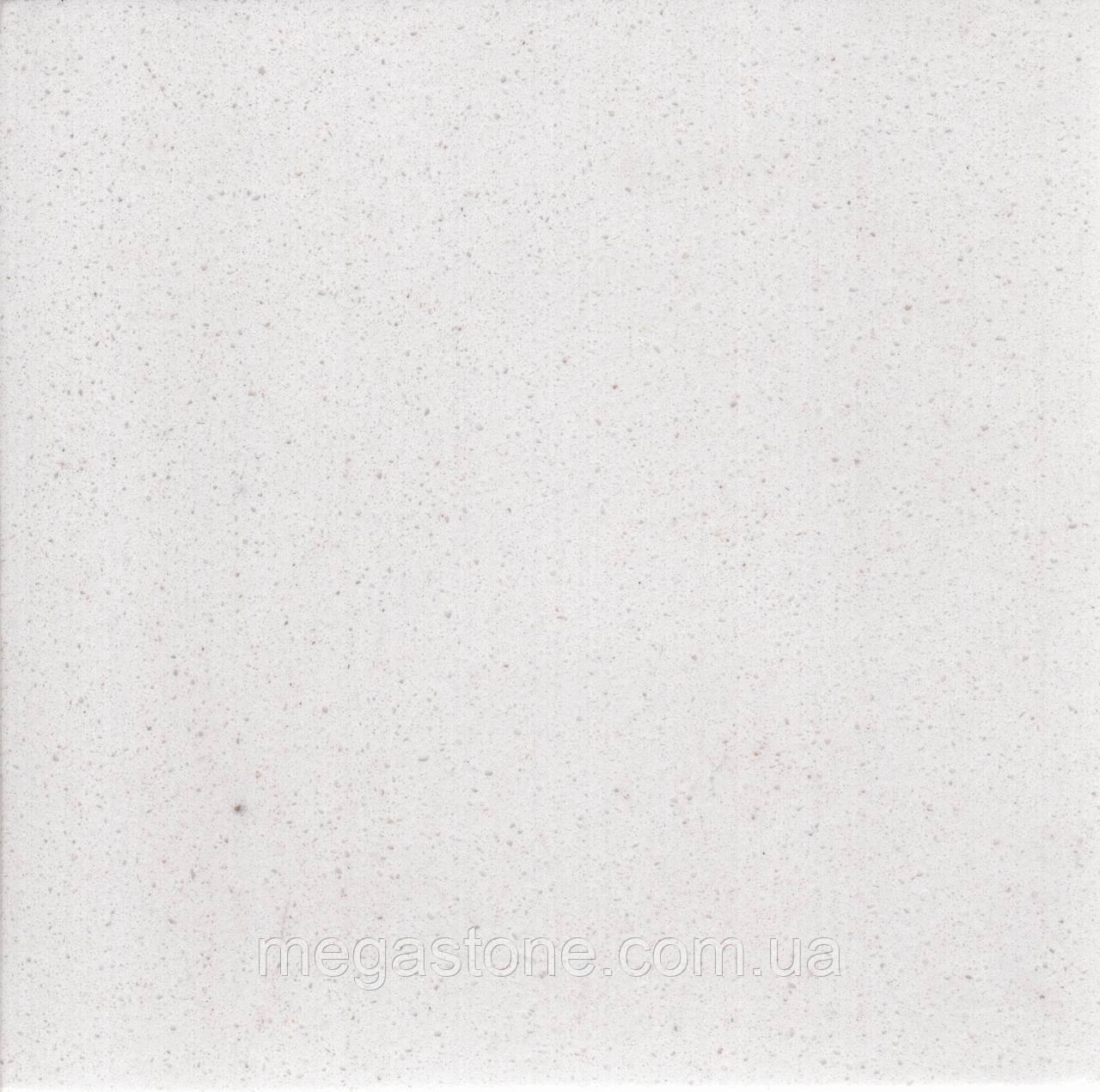 Штучний кварцовий камінь White 1116