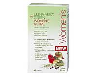 GNC - USA  UM GREEN WOMENS  60caps.Натуральный витаминный комплекс, который содержит прекрасное сочетание необ
