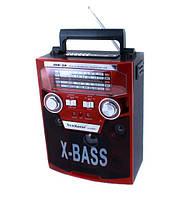Музыкальный центр Радиоприемник NewKanon KN-60-REC-R USB/МР3.