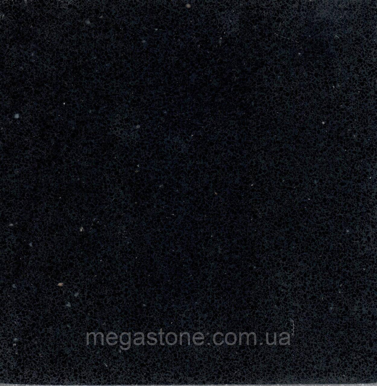 Штучний кварцовий камінь Black  0002