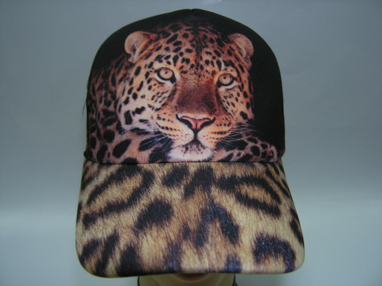"""Кепка """"Леопард"""""""