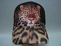 """Кепка """"Леопард"""", фото 1"""