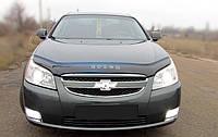Дефлектор капота Chevrolet Epica с 2006 г.в. (Шевроле Епика) Vip Tuning