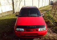 Дефлектор капота FORD Fiesta с 1995–1999 г.в. (Форд Фиеста) Vip Tuning