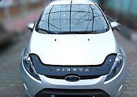 Дефлектор +на капот   FORD Fiesta с 2008 г.в (Форд Фиеста) Vip Tuning