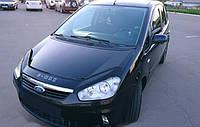 Дефлектор +на капот   FORD S-MAX с 2006–2010 г.в. (Форд С Макс) Vip Tuning