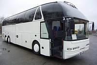 Лобовое стекло Neoplan Starliner N 516 5HD нижнее