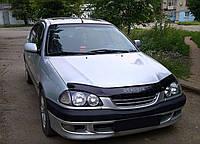 Дефлектор капота TOYOTA Avensis с 1998-2002 г.в. (Тойота Авенсис) Vip Tuning