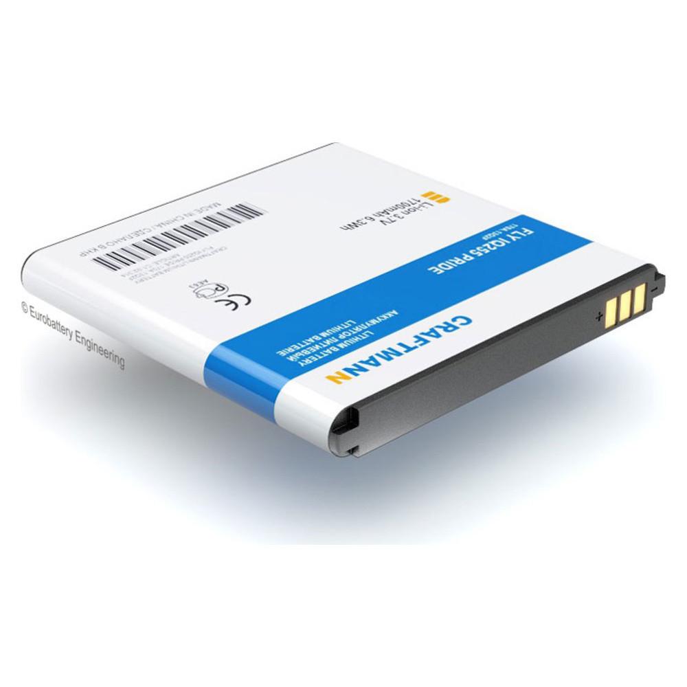 Акумулятор для FLY IQ255 PRIDE 1700mAh – BL4241 [Craftmann]