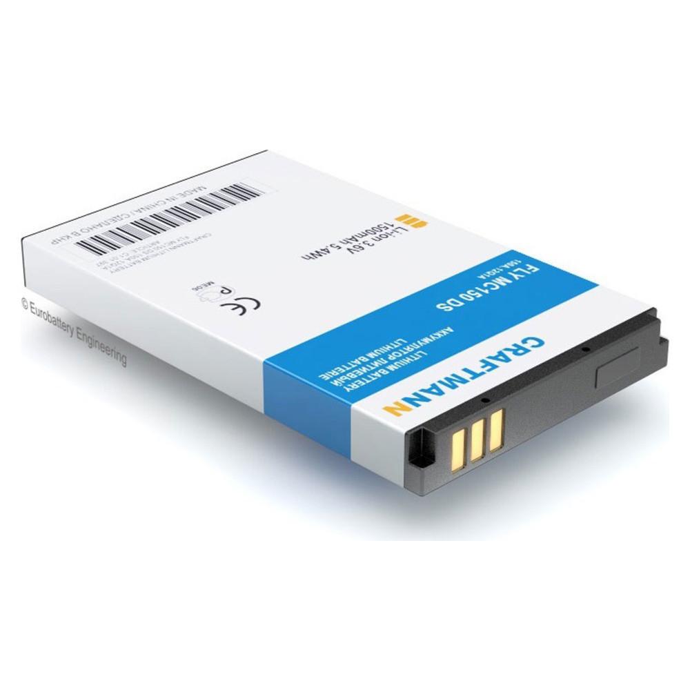 Аккумулятор для FLY MC150 DS 1500mAh – BL3206 [Craftmann]