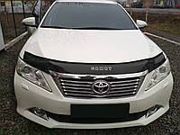 Дефлектор капота TOYOTA Camry Ru (50) с 2011 г.в. (Тойота Камри) Vip Tuning