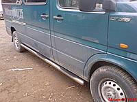 Боковые пороги Volkswagen LT- трубы