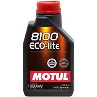 Масло моторное MOTUL 8100 Eco-lite 5W-30 1L