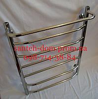 Полотенцесушитель водяной для ванной комнаты Трапеция 600*800мм нержавеющая сталь