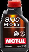 Масло моторное MOTUL 8100 Eco-lite 0W-20 1L