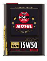 Масло моторное MOTUL 2100 15W-50 2L