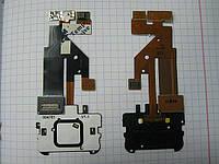 Шлейф nokia 5610, Nokia 5610, межплатный, с камерой, с компонентами, с верхним клавиатурным модулем