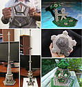 НЕОКУБ серебро-silver  5мм, 216штук ᐉ ПОДАРОК! ᐉРАСПРОДАЖА!, фото 6