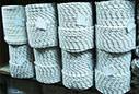Фал канат альпинистский, статический, полиамидный  8мм , 1600кг , фото 4
