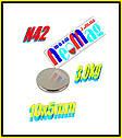 Польський неодимовий магніт 10мм*5мм, 3кг, N42, фото 3