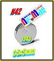 Польський неодимовий магніт 35мм*5мм, 18кг, N42, фото 2
