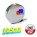 Польський неодимовий магніт 35мм*5мм, 18кг, N42, фото 3
