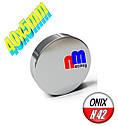 Польський неодимовий магніт 40мм*5мм, 30кг, N42, фото 3