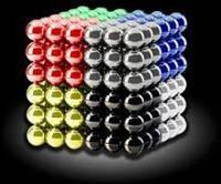 НЕОКУБ мультицветовой (6 цветов), Металлическая коробка в ПОДАРОК!