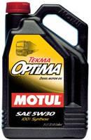 Масло моторное MOTUL Tekma Optima 5W-30 5L