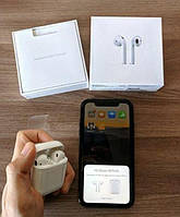 Бестселлер Apple AirPods A2399 Вип 1:1 лучший звук на старый новый год