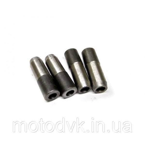Направляющие клапанов на мотоцикл МТ Днепр металокерамика (к-т 4 шт)