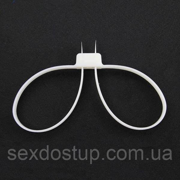 Одноразовые многоцелевые наручники белые