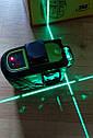 → Лазерный нивелир 50м БИРЮЗОВЫЙ ЛУЧ! Fukuda MW 93T-2-3GХ -САМЫЙ ЯРКИЙ В УКРАИНЕ!, фото 2