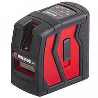Уровень лазерный INTERTOOL MT-3050 1V+1H