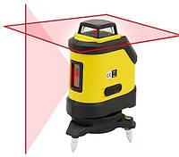 Лазерный нивелир Firecore F190R - ✌360 градусов ✌