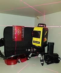 ☀Красний ЛУЧ⇒30м☀Лазерний рівень Firecore F93T XR ➤⏏максимальна комплектація⏏➤3 режими роботи