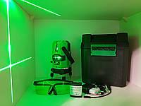 СУПЕРЯРКИЙ Зеленый луч☀50м☀ Лазерный уровень MAOVON. ★Акция→LI-ion в подарок★