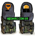 Рюкзак для металлоискателя и лопаты «НЕОМАГ» - Oxford 600d, фото 10